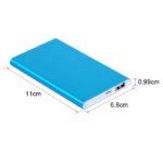 4000 mah blue 3