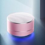 mini speaker – Rose Gold 1
