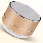 mini speaker gold 1