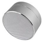 mini speaker silver 1