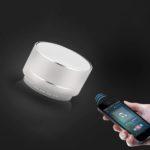 mini speaker silver 2