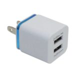 wall charger blue