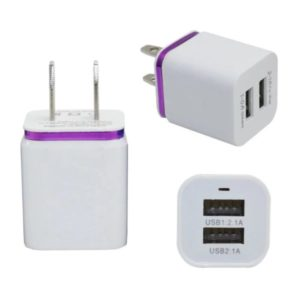 Wall Charger Purple | Lewisville